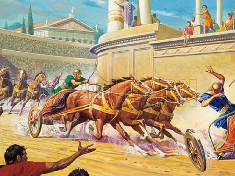 Classics:Formula-1 in Rome
