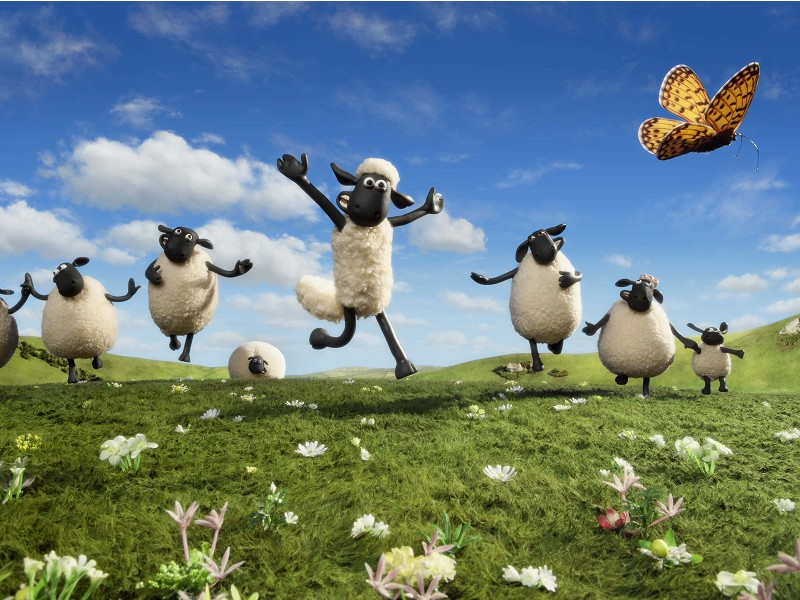 Kids Club: Shaun the Sheep