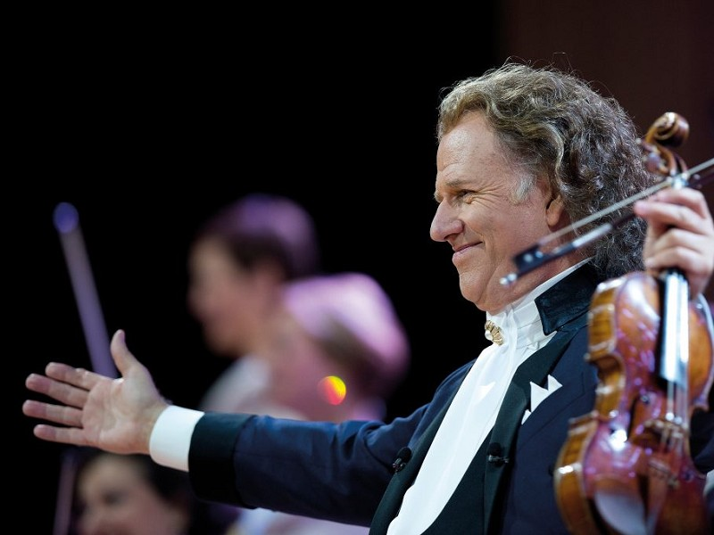Andre Rieu New Years Concert