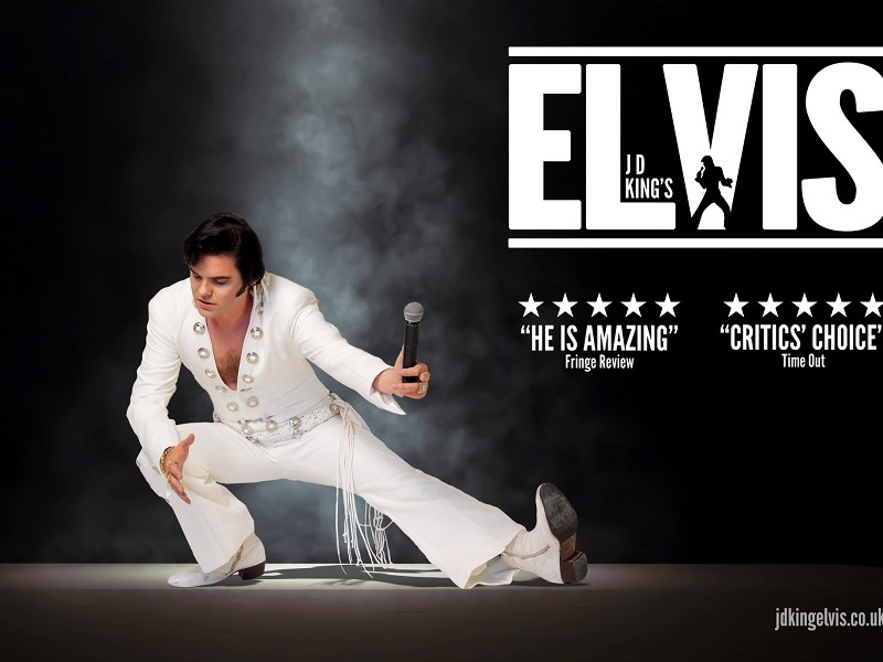 Elvis the Legend - on Tour