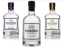 Masons Gin tasting evening