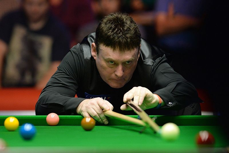 An evening with Jimmy White