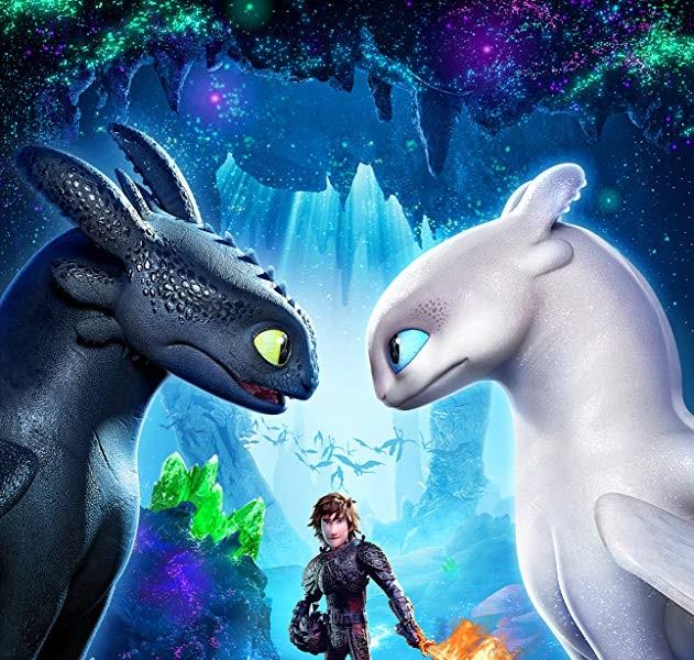Train your Dragon hidden world
