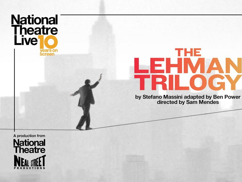 NTL The Lehman Trilogy