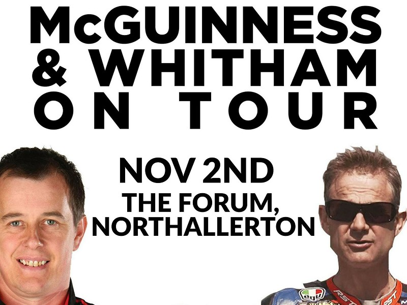 McGuinness & Whitham on tour