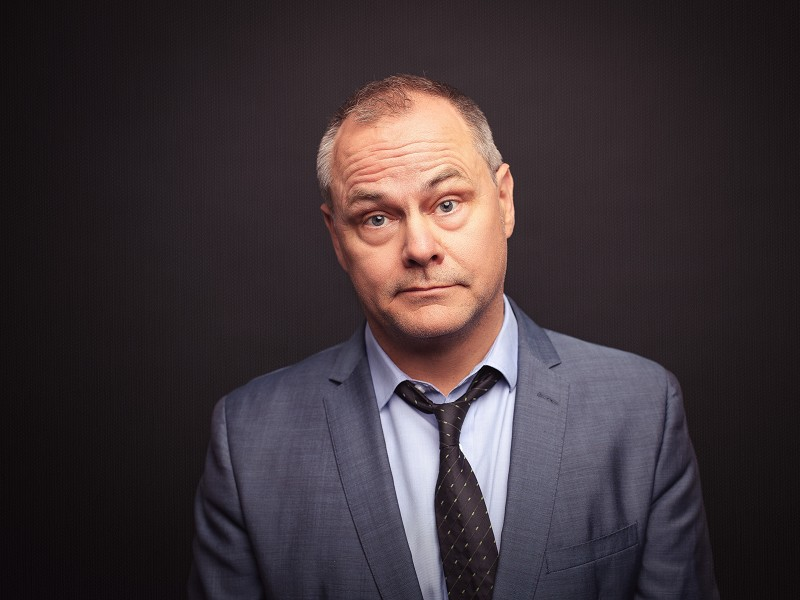Jack Dee-Off the telly