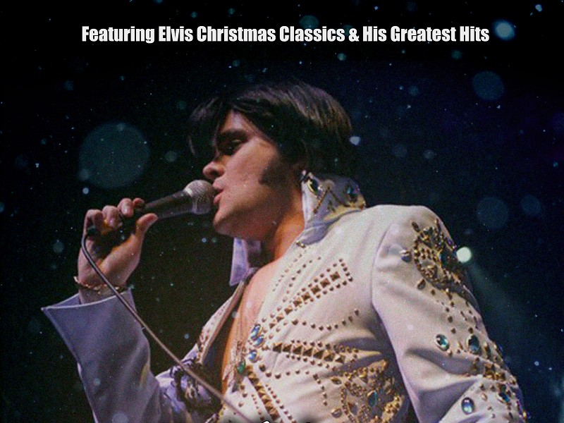 Elvis the Legend at Christmas