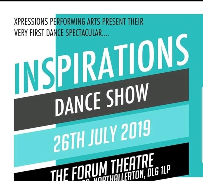 Inspirations Dance Show