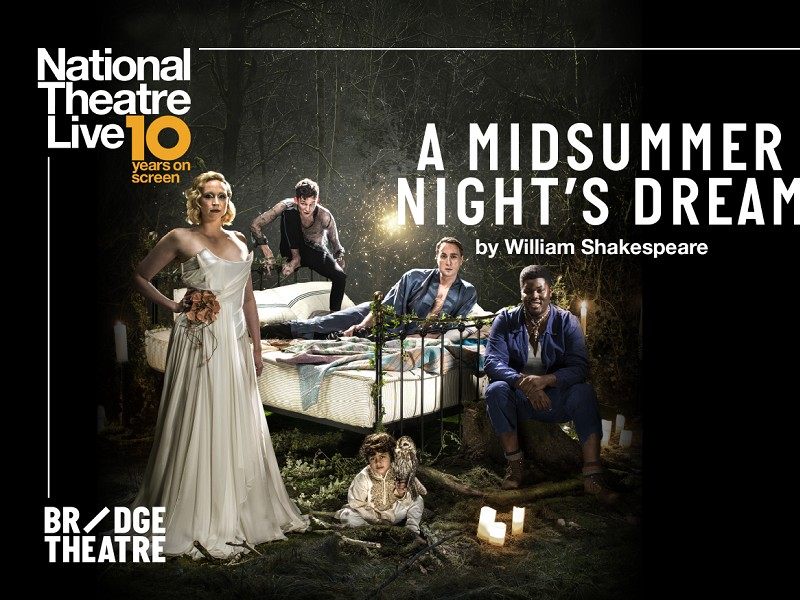 NTL A Midsummer nights dream