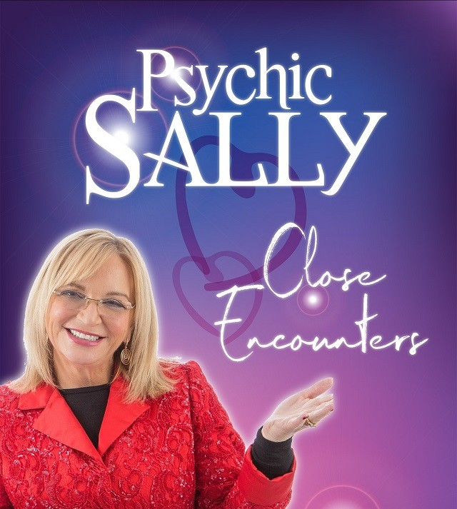 PSYCHIC SALLY: CLOSE ENCOUNTERS