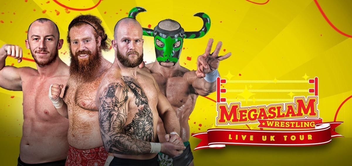 Megaslam Wrestling Live!!!!