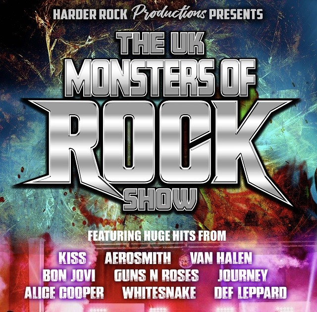 The UK Monsters of Rock 2020!!