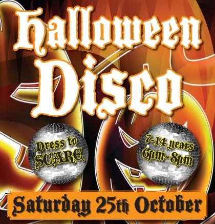 Forum Halloween Disco