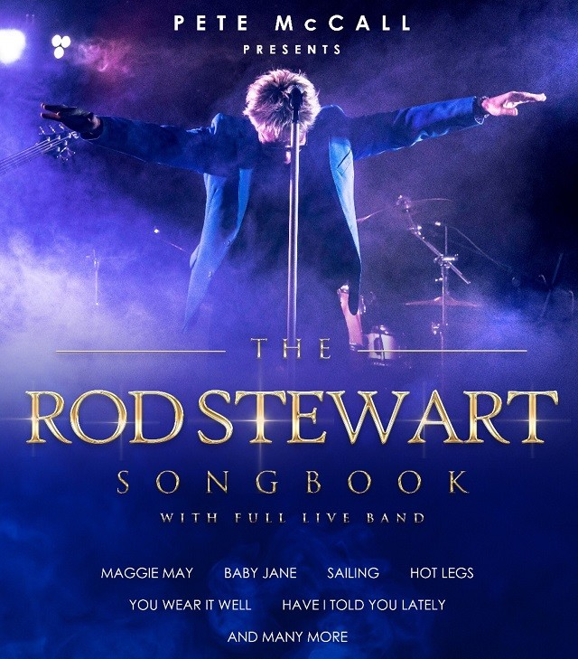THE ROD STEWART SONGBOOK
