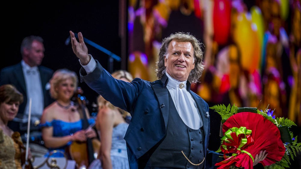 CHRISTMAS WITH ANDRE RIEU 2020