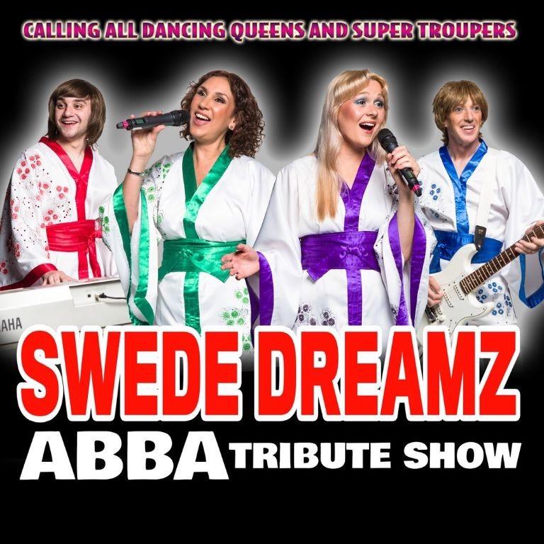 SWEDE DREAMZ: ABBA TRIBUTE