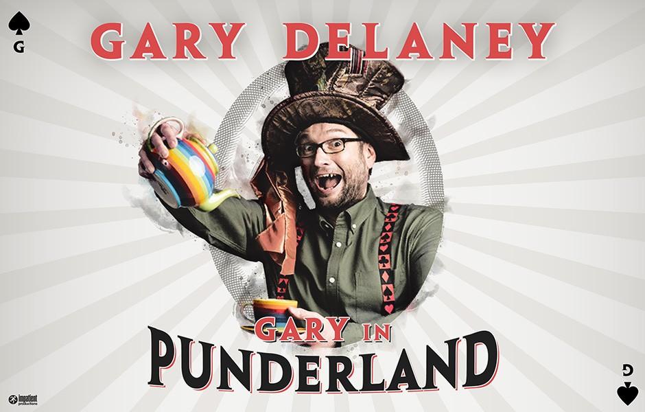GARY IN PUNDERLAND