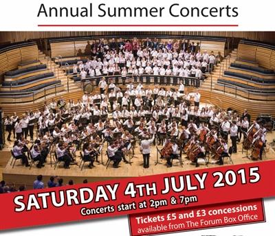 Northallerton Music Centre Summer Concert