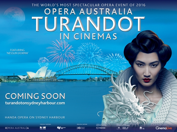 Turandot - On Sydney Harbour