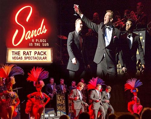 Rat Pack - Vegas Spectacular Show