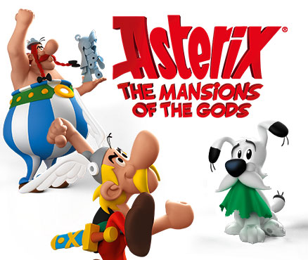 Asterix and Obelix - Mansions...