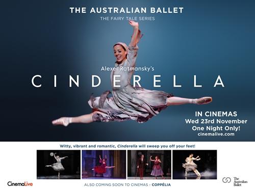 Cinderella - Fairytale Ballet