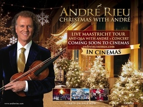 Andre Rieu - Christmas with Andre