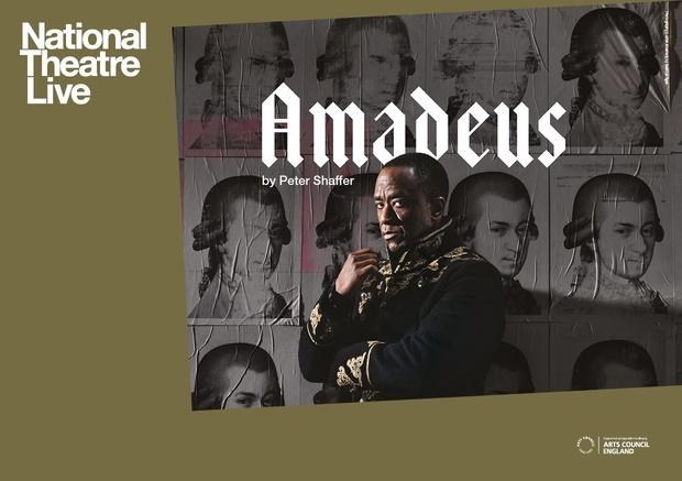 National Theatre Live - Amadeus