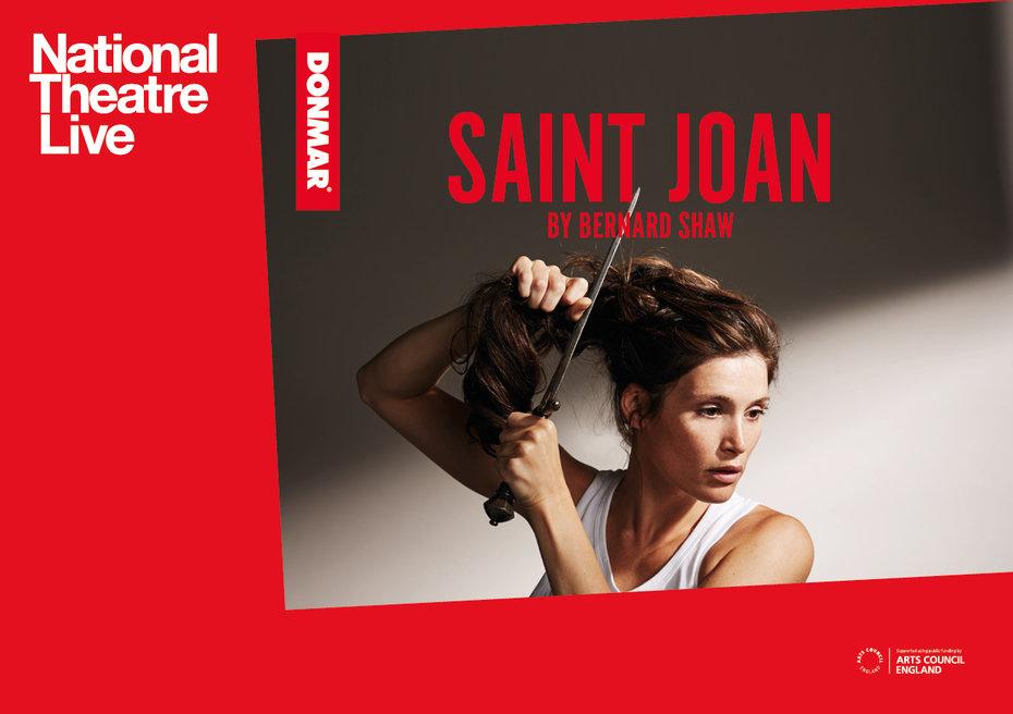 NT Live St Joan