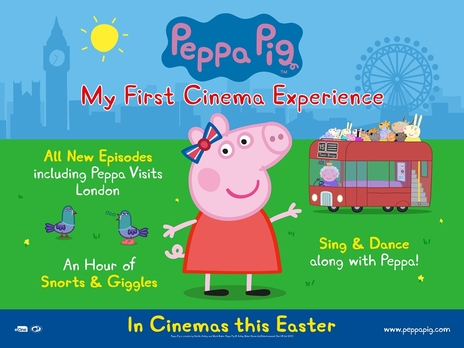 Peppa Pig - My First Cinema Experience
