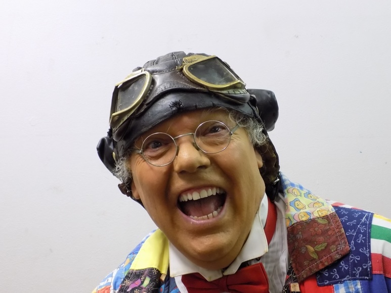 Roy Chubby Brown 2017