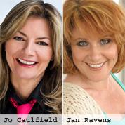 Jo Caulfield & Jan Ravens Double Bill