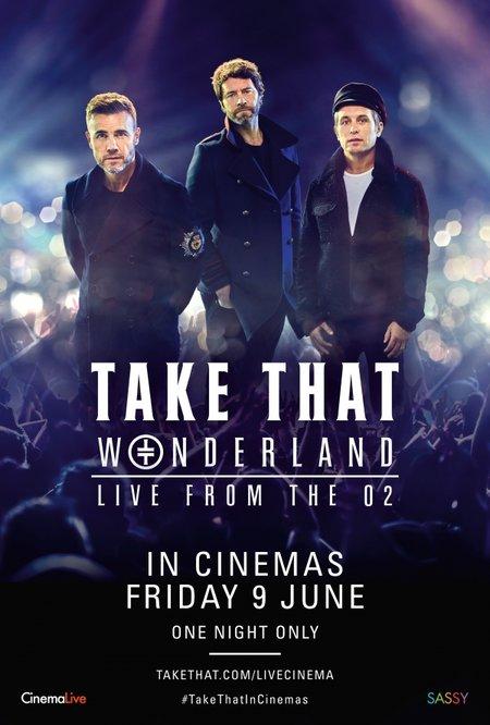 Take That: Wonderland Live