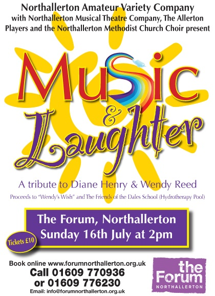 Music & Laughter