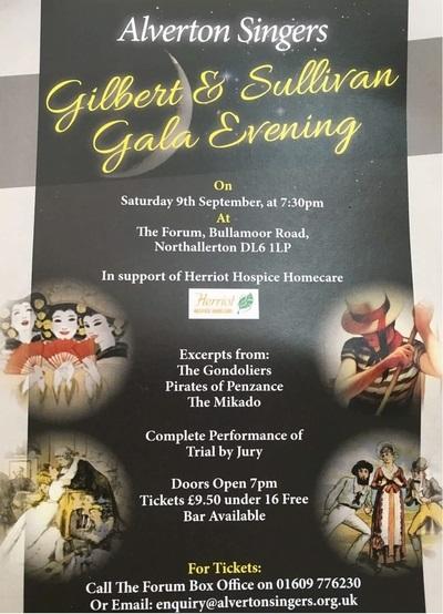 Alverton Singers G&S Gala