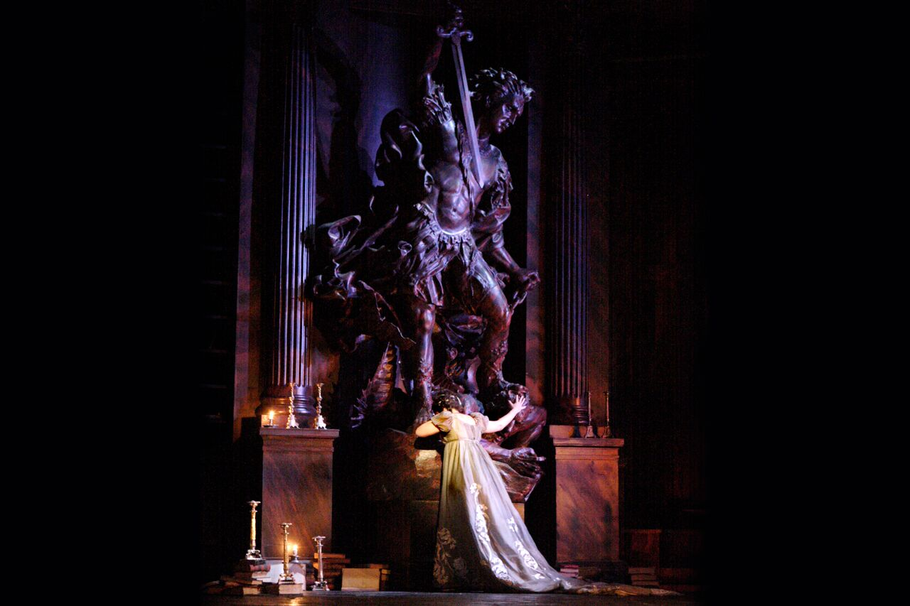 ROH Live - Tosca