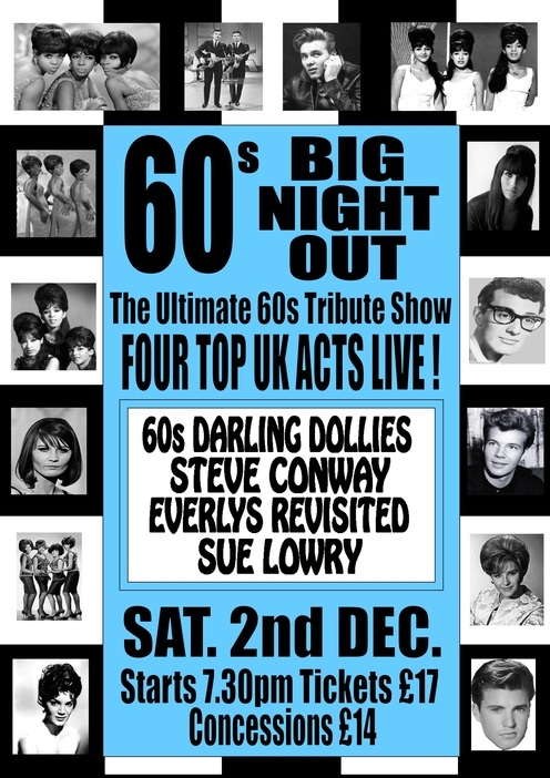 The 60s Big Night Out Show
