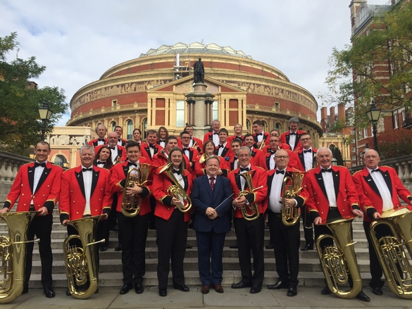 Reg Vardy Brass Band