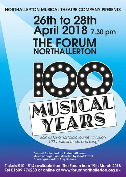 100 Musical Years