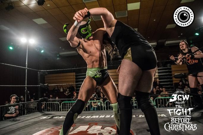 3 Count Wrestling Euphoria