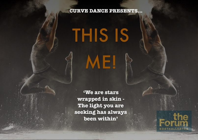 Curve Dance: This is me