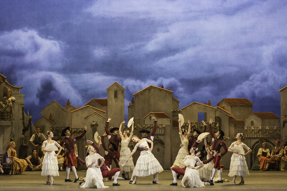 The Royal Ballet - Don Quixote