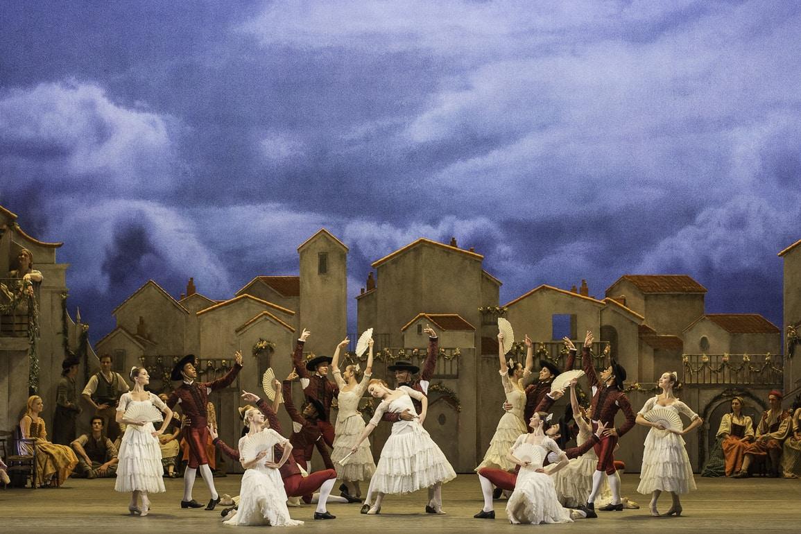 The Royal Ballet - Don Quixote