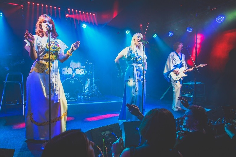 Swede Dreams ABBA tribute