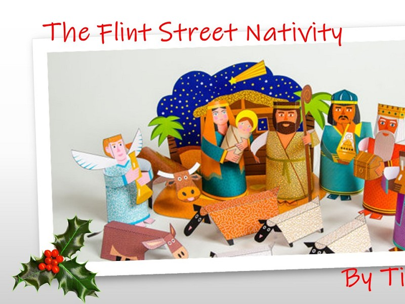 The Flint Street Nativity