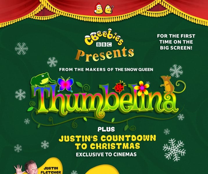 CBeebies Christmas show