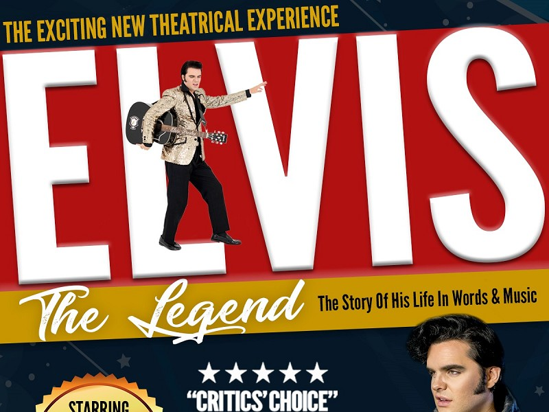 Elvis the Legend - on Tour