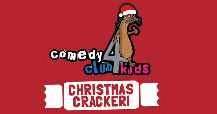 Comedy Club 4 Kids: Christmas Cracker! 2017
