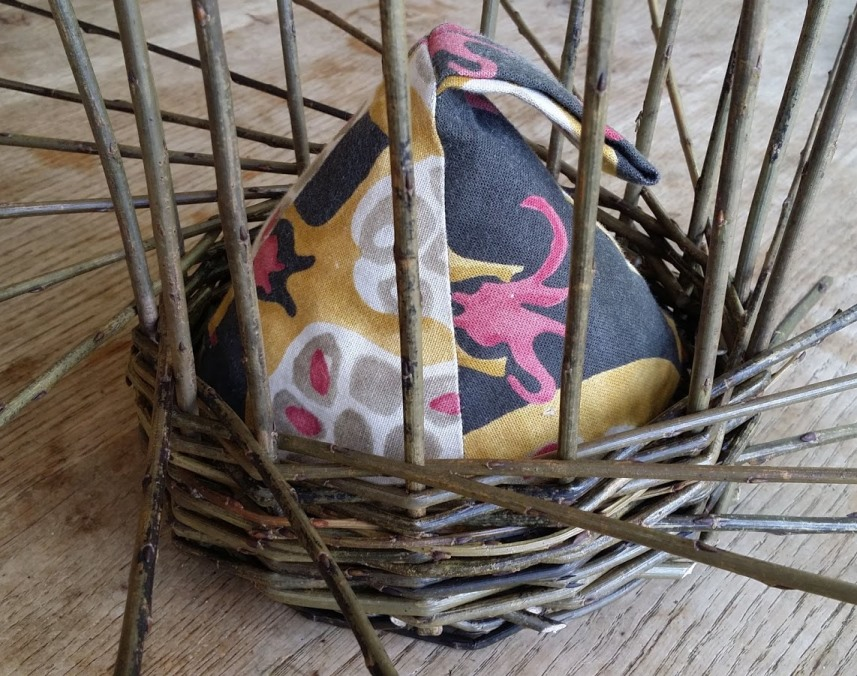 Basket making: side weaves