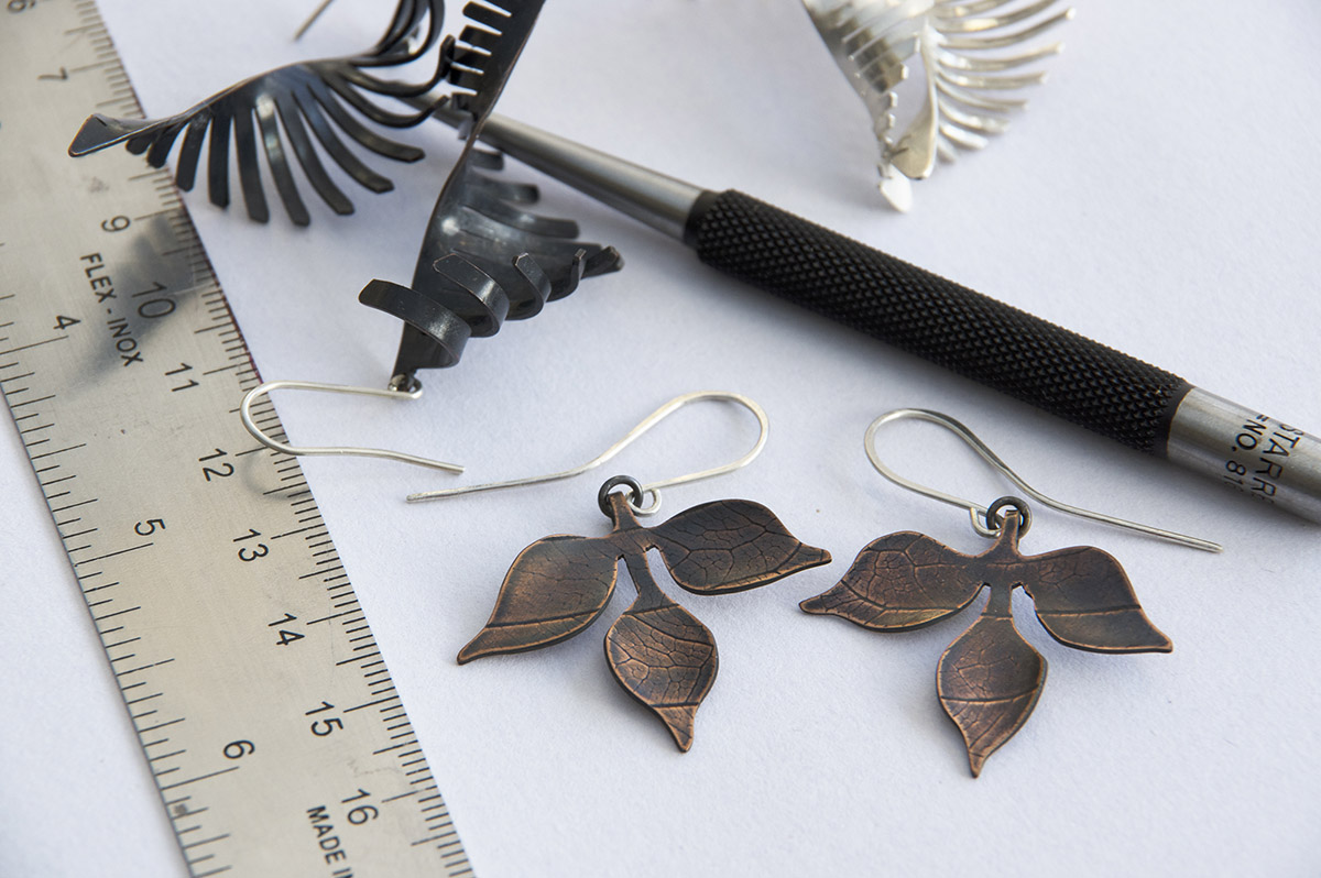 Make a Pair of Earrings